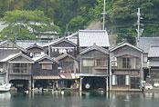 Ine Boat Houses
