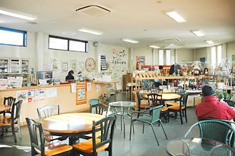i-cafe店内